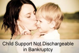 child-support-not-discharge