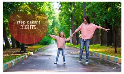 Visitation Rights to My Step-Children