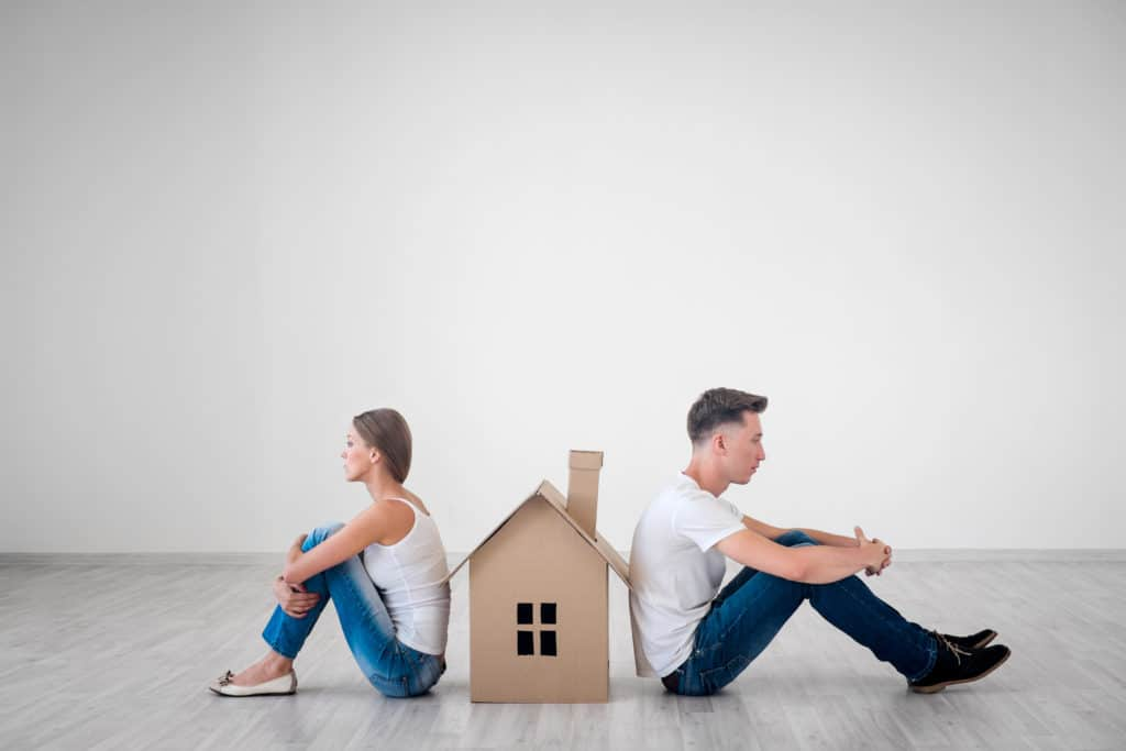 Dividing Property That Is in A Trust During Divorce