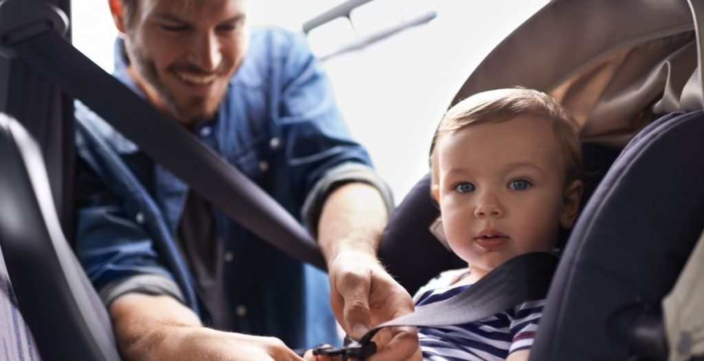 Illinois car seat law