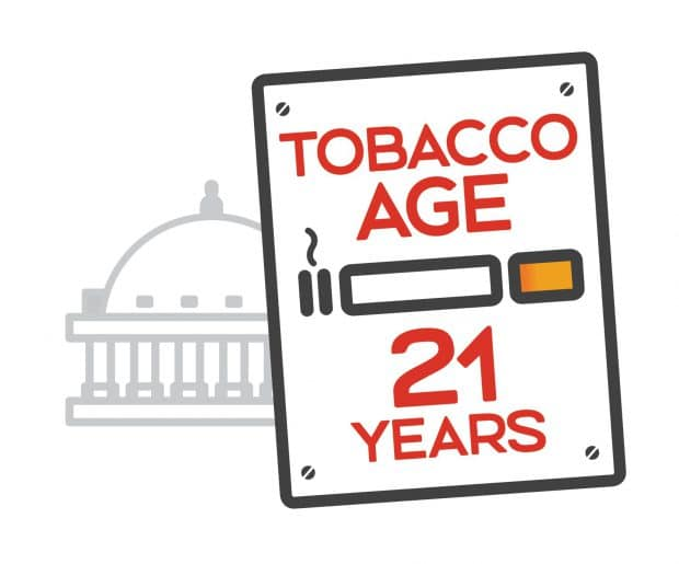 legal age to purchase tobacco