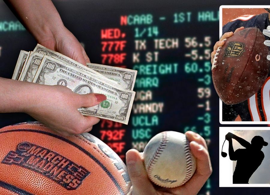 legal sports betting Illinois